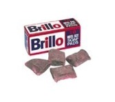 Brillo Red Small Cleaning Pads 4/12ct